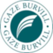 140409_NEW_Gaze_Burvill_Logo_with_infill