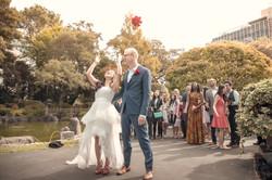 YISI AND CLARK'S WEDDING