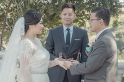 NIKKI AND KEN'S WEDDING