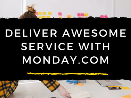 Monday com Expert shares 5 tips on how to maintain the consistency of your service delivery!