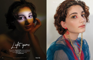 Light Game - Malvie Magazine