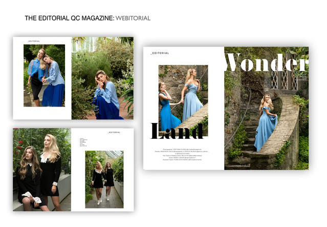 Wonderland - The Editorial QC Magazine