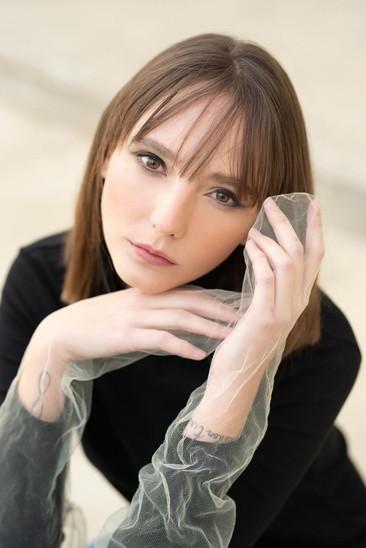 Vika Plaskov(Unique Models Hungary) - Roie Kashi