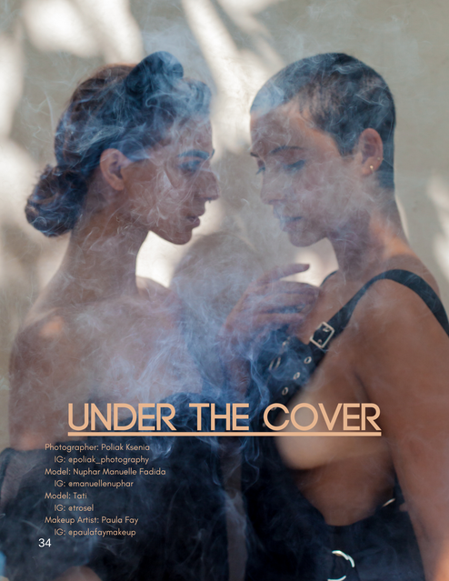 Under The Cover page 34 - The BLVD Magazine