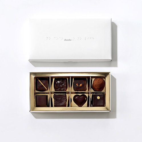 chocolat R 禮盒(8顆入)