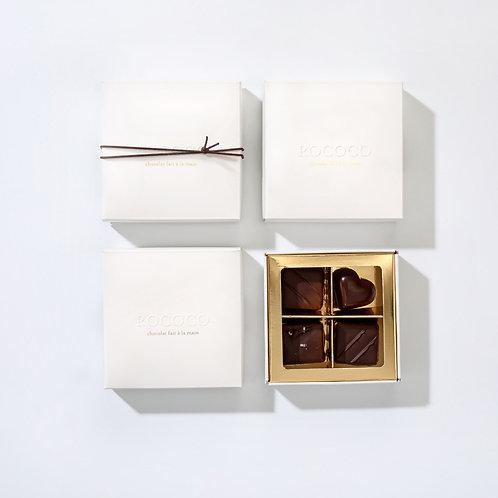 小禮盒(4顆入)