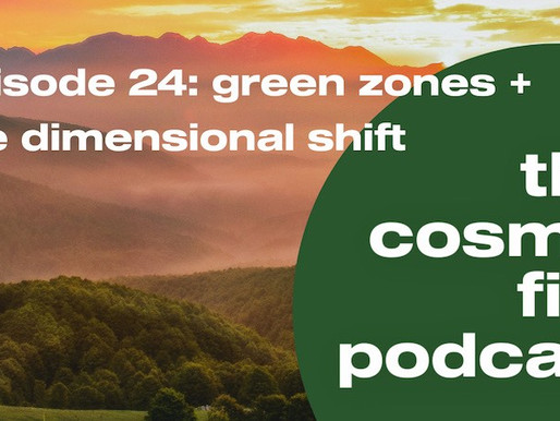 Green Zones and the Dimensional Shift