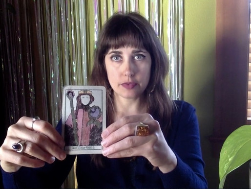 New Moon Tarot with Ann: March 11, 2021