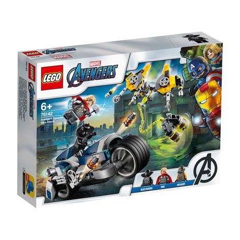 Lego Marvel Avengers 76142
