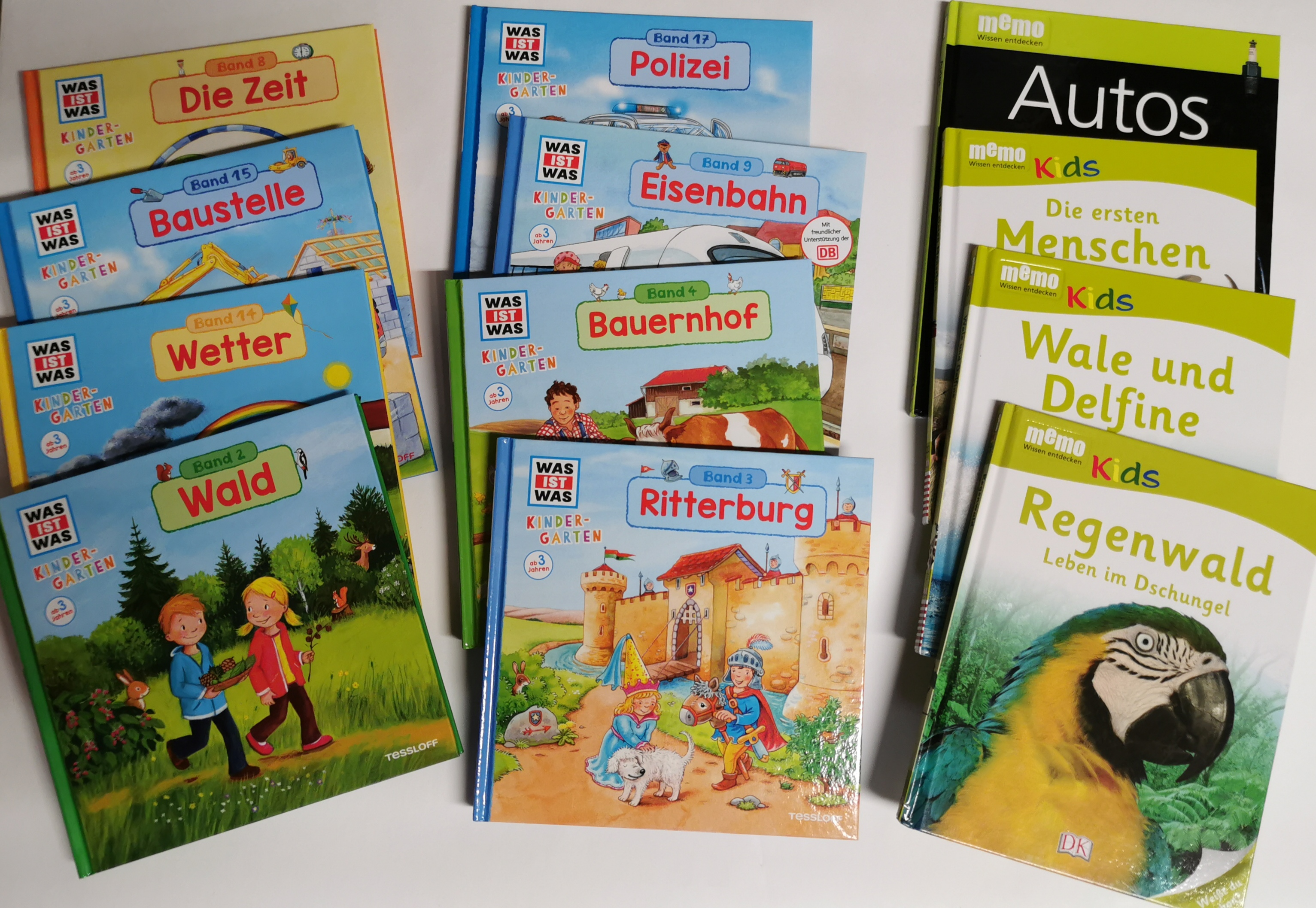 Sachbücher Kids