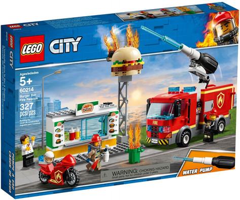 Lego City 60214