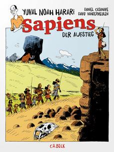 Sapiens Comic - Harari