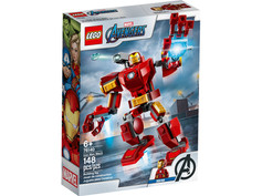 Lego Marvel Avengers 76140
