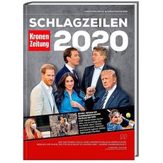 Kronen Zeitung Schlagzeilen 2020