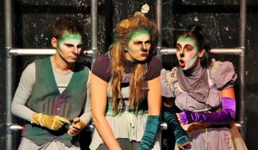 Drempels - Santa Monica Playhouse