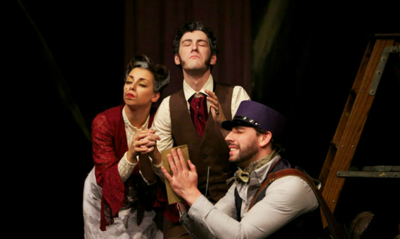 Fools - The Los Angeles New Court Theatre