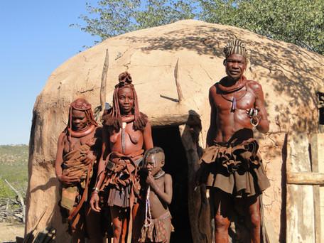 Visit a Himba community