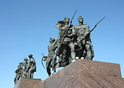 Monument to the Heroic Defenders of Leni