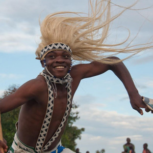 Witness the traditional Intore dancers