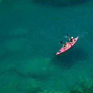 Kayak, snorkel and diving in Lake Malawi