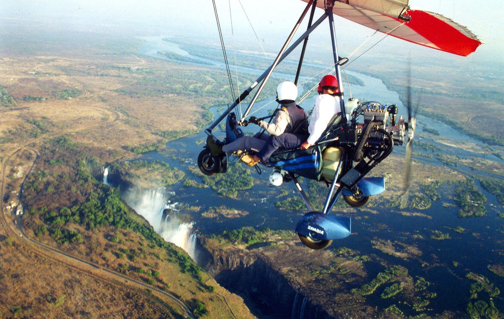 Variety of activities to soak in the majesty of the Victoria Falls