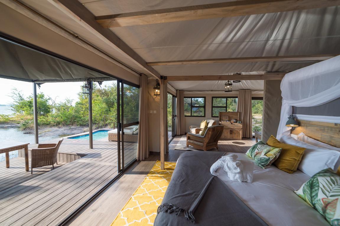 Old Drift Lodge, Zimbabwe