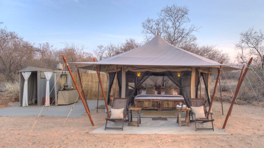 Kichaka Expeditions Frontier Camp
