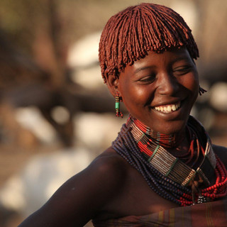 See the tribes of the Omo Valley