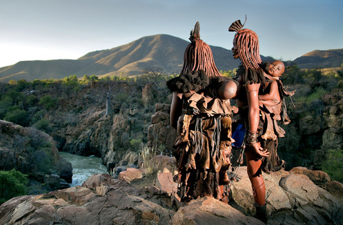 Ancestral home of the Himba people