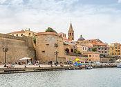 Alghero city walls.jpg