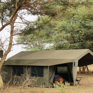 Private Mobile Camp