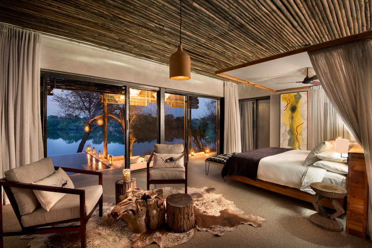 Matetsi River Lodge, Zimbabwe