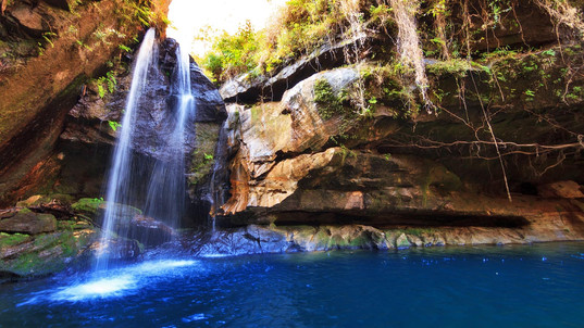 Exceptional hikes to watering holes and impressive gorges