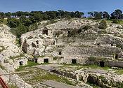 Cagliari Roman Amphitheatre 2.jpg