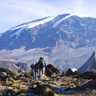 Trek Mount Kilimanjaro