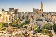 Citadel (Tower of David) and Surrounds.j