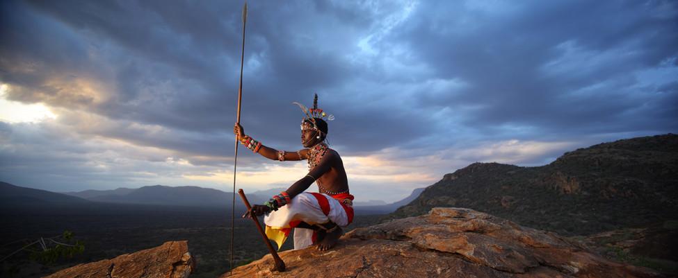 Spiritual land of the Samburu warriors