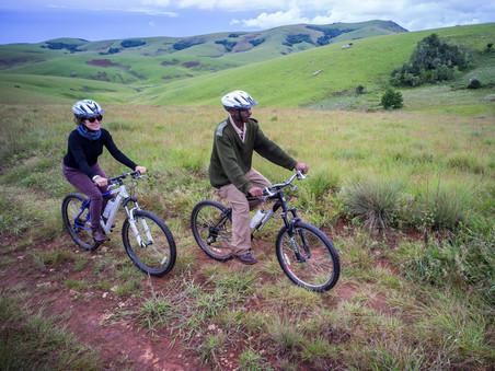 Biking safaris - a unique way to witness wildlife