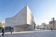 Tel Aviv Museum of Art - Bauhaus Buildin
