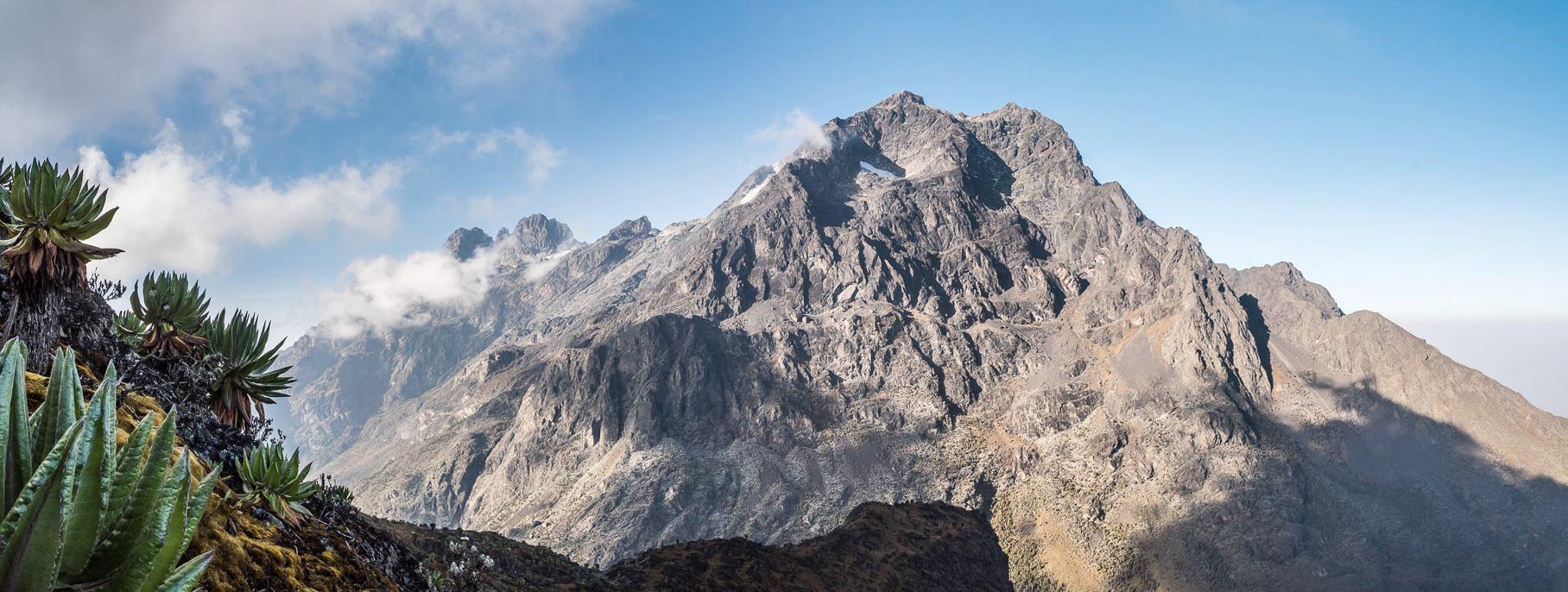 Hike the Rwenzori Mountains