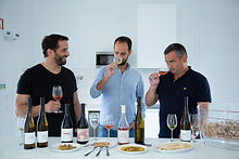 Azores Wine Company with founders Paulo
