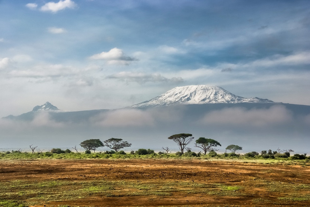 The most stunning backdrops of Mount Kilimanjaro