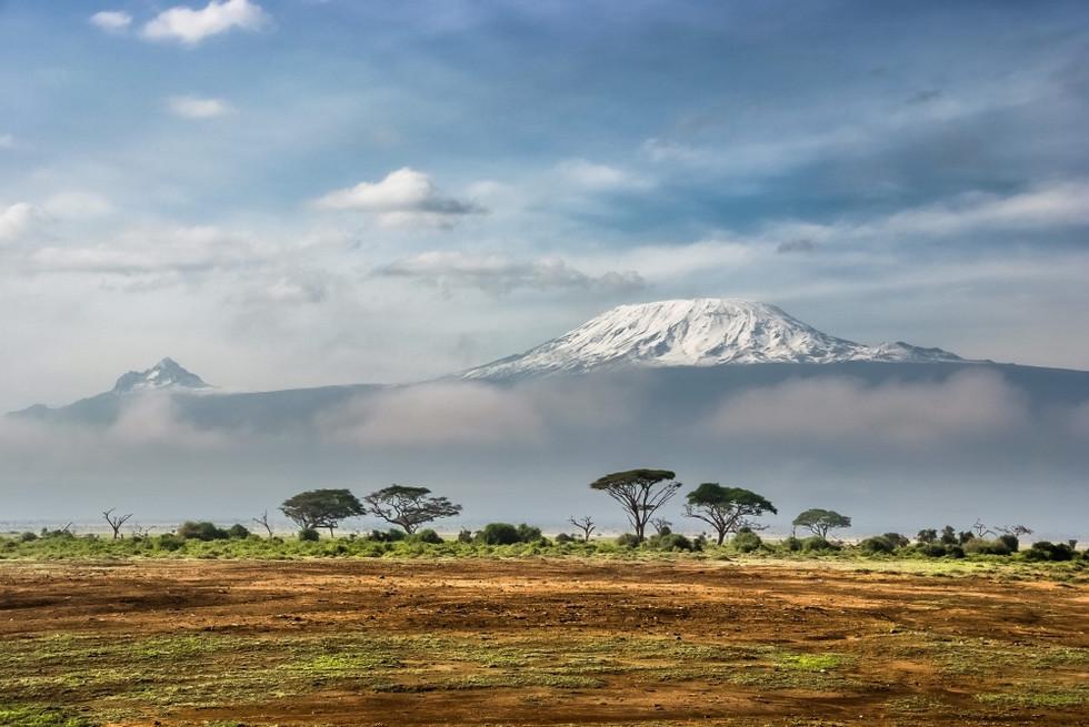 The most stunning backdrops of Mount Kilimanjaro