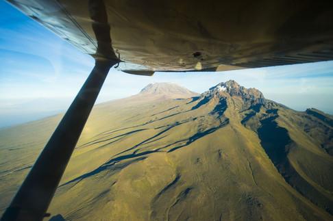 Exhilarating air safaris
