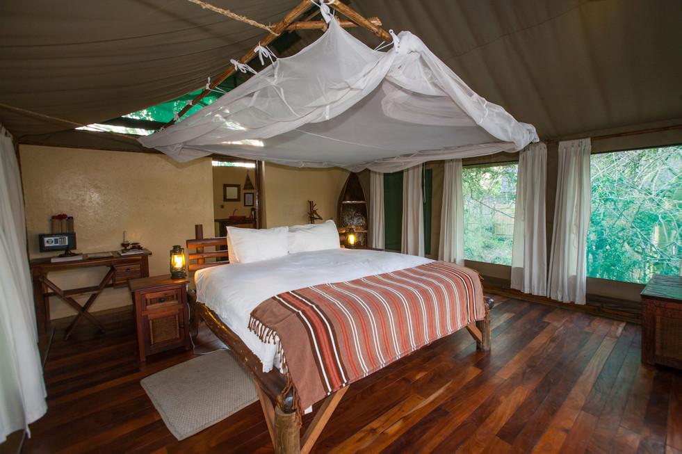 Mvuu Wilderness Lodge