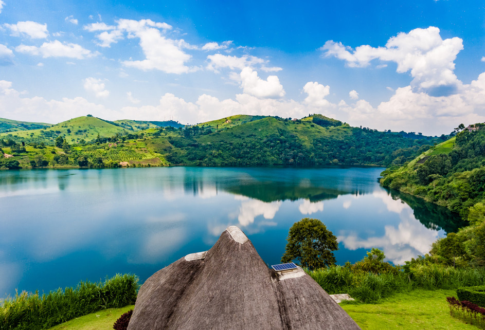 Breathtaking landscapes and exploration of the crater lakes