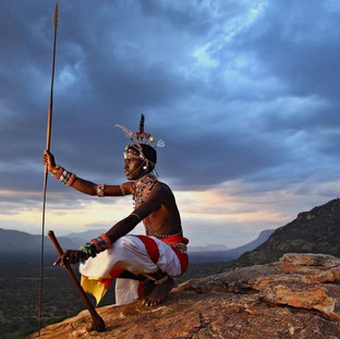 Meet the Samburu Warrior