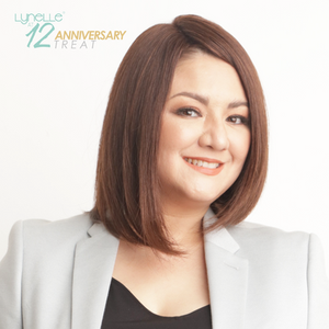 Jennifer Sevilla, Lynelle Hair founder and owner, woman smiling