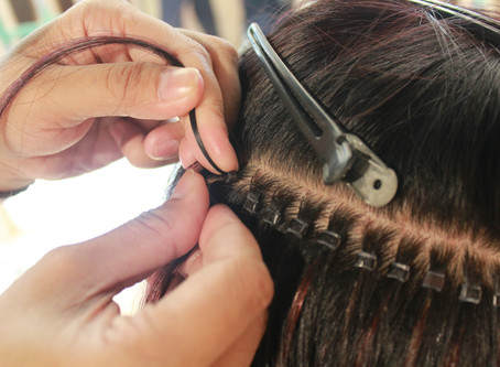 What you need to know about Micro-Ring Hair Extensions