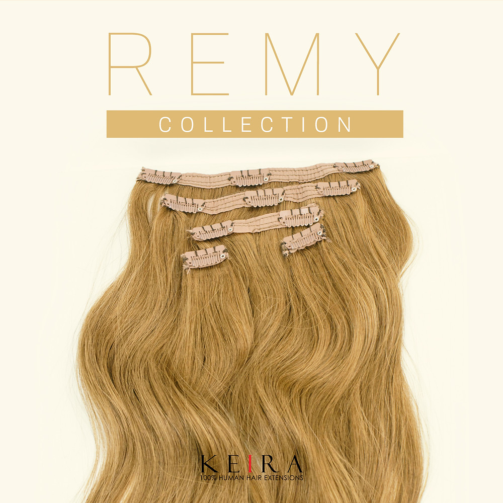 Remy Hair Collection, Keira Hair Extensions